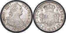 MEXICO 1808 Mo TH 8 Reales - Carlos IV KM# 109 -TKT #3