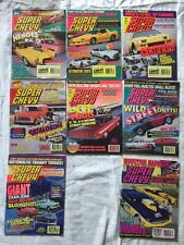 Super Chevy Magazines 1993 + 8 Issues Certified Street Engine Combos, Tricks