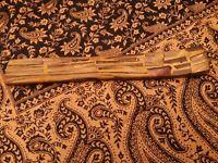 Porte encens artisanat indien avec décoration