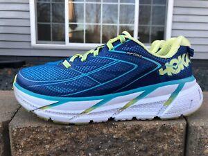 Women's Hoka One One Clifton 3 Running Shoes Size 8