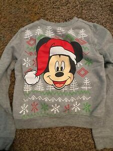 Kids Mickey Mouse Sweater 3T