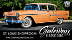 1955 Chevrolet Bel Air/150/210  Harvest Gold 1955 Chevrolet Bel Air  265 CID V8 Automatic Available Now!