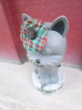 1971 Vintage Figure - R Dakin Goofy Grams - Great Scot I Forgot Cat(20C)