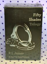 Fifty Shades of Gray Trilogy Boxed Set 3 Books Freed E L James Erotic Romance