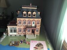 Playmobil 5300 Victorian Mansion Dollhouse Complete