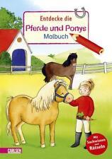 Kinder- & Jugend-Sachbücher als Taschenbuch Malbuch