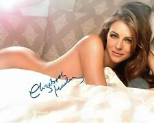ELIZABETH HURLEY #2 REPRINT PHOTO 8X10 SIGNED AUTOGRAPHED PICTURE MAN CAVE