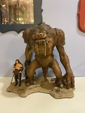 Star Wars Gentle Giant Rancor & Handler Statue Limited Edition 1682/2000