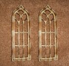 Antique Style Arched Window Frames Craft Ready, 35 1/2 inch - 2 of #32