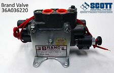 Brand Hydraulics 36A036220 Electrical Directional Control Valve