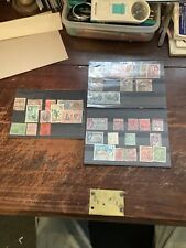 More details for collection of old commonwealth stamps.