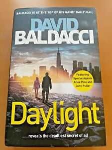 DAVID BALDACCI-DAYLIGHT-ATLEE PINE-JOHN PULLER-THRILLER-POLICE-FBI