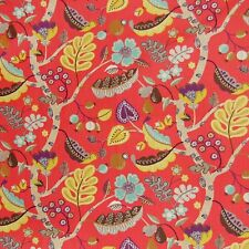 P Kaufmann Contemporary Floral GRENADINE Home Decor Drapery Sewing Fabric BTY