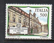 ITALY MNH 1988 SG1985 EQ VISCONTI LYCEUM - ROME