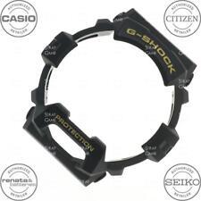 CASIO Genuine Bezel G-SHOCK G8900 G-8900 G8900-1, Gold Yellow Font on Black