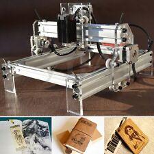 500mW Desktop Laser Engraving Engraver Cutting Machine Marking Carver Printer