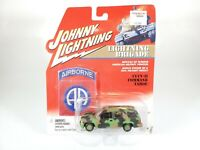 CUCV-II COMMAND TAHOE  2000 JOHNNY LIGHTNING LIGHTNING BRIGADE  1:64 DIECAST NEW