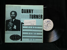 Danny Turner Quartet-First Time Out-Hemisphere 0001-GERRY WIGGINS