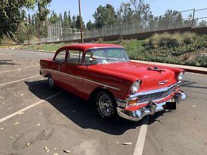 1956 Chevrolet 210 210 Post
