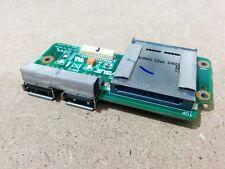 PUERTO USB Y CARD READER BOARD E153302 ASUS X70I X70A X70 PORT LECTOR TARJETA