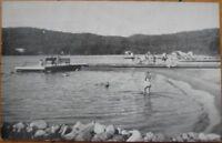 1956 NY Chrome Postcard: Arrowhead Hotel-Inlet-New York
