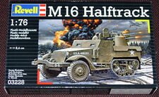 REVELL (MATCHBOX) M16 HALF TRACK NEW & SEALED 1/76