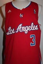 Los Angeles Clippers Chris Paul #3 Men's Red Swingman Jersey