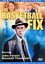 The Basketball Fix (DVD, 2006) NEW