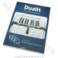 NEW BOXED GENUINE DUALIT TOASTER BAGEL WARMING RACK FOR COMBI VARIO NEW GEN