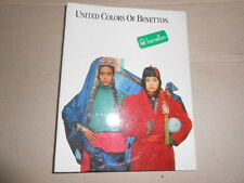 Quaderno Anelli United Colors Benetton 1 SCHOOL Scuola Ring Binder Vintage