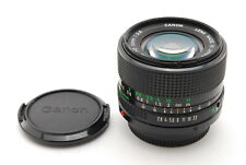 [MINT] Canon NFD New FD 24mm f/2.8 Wide Angle MF Prime Lens From Japan