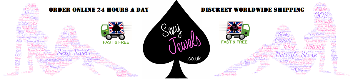 sexyjewels-co-uk *Hotwife Anklets*