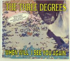 Maxi CD-the three degrees-when will I see you again-a4279-zyx Music