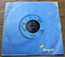 """VG+ ICEHOUSE - Hey Little Girl / Mysterious thing - VG+ 7"""" Chrysalis single 1982"""