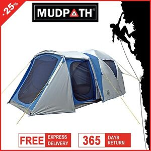 NEW Mannagum Henty 4G 4 Person Camping Hiking Backpacking AU STOCK