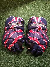 Warrior Command Large Lacrosse Gloves
