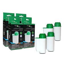 4 x FilterLogic CFL-901B Water Filters For Brita Intenza 467873 Coffee Machines