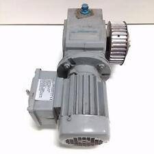 STOBER 0.12KW MOTOR K21R 63 K4 TLB 960 W/ GEAR BOX S102VNG2420D63K4