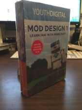 Mod Design 1 - Kids Ages 8-14 Learn to Code in Java with Minecraft ® (PC & Mac)