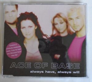 ACE OF BASE ~ Always Have Always Will ~ CD SINGLE CD2