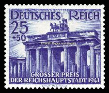 EBS Germany 1941 Berlin Grand Prix Horse Race - Große Preis Michel 803 MNH** $22