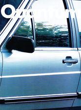 1983 VW Volkswagen Quantum 20-page Original Car Sales Brochure Catalog