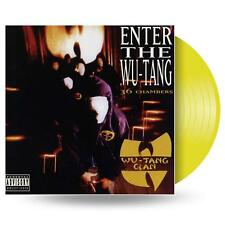 Wu-Tang Clan - Enter The Wu-Tang (36 Chambers) 1LP Yellow Vinyl, 2018 NEU!
