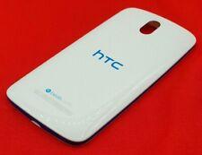 Original HTC Desire 500 Akkudeckel Deckel Backcover Back Cover Case Weiss C
