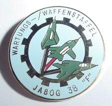 "Luftwaffe Pin Abzeichen Wappen JaBoG 38 ""F"" Wartungs- / Waffenstaffel .....P8363"