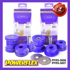 BMW E36 3 Series 1990-1998 Powerflex Rear Subframe Bushes PFR5-3606 / PFR5-3607
