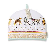 Cooksmart chats sur parade tea cosy théière pot couvercle chaud coton isotherme cadeau