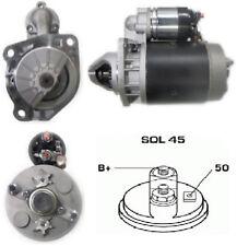 Starter Motor Fits Linde H20 H25 H30 H35 H40 H70 Fork Lift 1992-On