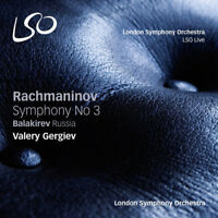 Sergei Rachmaninov : Rachmaninov: Symphony No. 3/Balakirev: Russia CD (2015)