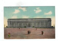 "NY Albany New York antique post card ""New State Education Building"""